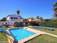 4 bedroom Villa in Denia, Alicante, Costa Blanca, Spain : ref 2306478