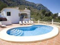 3 bedroom Villa in Denia, Alicante, Costa Blanca, Spain : ref 2306484