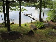 Little Squam Lake Waterfront w Sandy Beach(KLO17W)