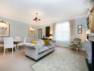 Elegantly furnished and tastefully decorated two bedroom apartment in the heart of Pimlico.