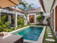 Cozy Villa 1, one bedroom with private pool