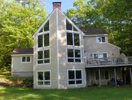 Large 4 bedroom pet friendly home close to Waterville Estates Recreation Center
