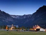 Rustic elegant retreat at the doorstep of  Yellowstone National Park