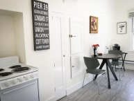 Furnished Studio Apartment at University Ave & Webster St Palo Alto