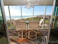 Morgan Properties - Crystal Sands 609 - Renovated 2 Bed/2 Bath Direct Oceanfront