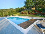 4 bedroom Villa in San Bavello, Tuscany, Italy : ref 2269856