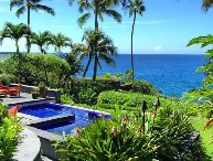 Shimmering Oceanside Villa -oceanfront,great views