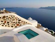 Blue Villas   Hyacinth  A dreamy luxury in Oia