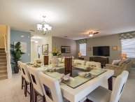 7 Bedroom 6 Bathroom Pool Home in Champions Gate. 9160SD