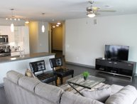 Furnished 1-Bedroom Apartment at Richmond Ave & Cummins St Houston
