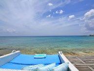 LA LUNA VILLA... 5BR Beach Front Villa in Beacon Hill, St Maarten