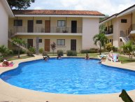 Centrally Located 2BR/2BA Home near Coco Beach w/ Pool, W/D, & Kitchen