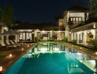 Luxury 2, 3BR Waterfront Villa, Nusa Dua;