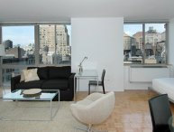 Furnished Studio Apartment at 7th Ave & W 26th St New York