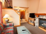 Fernie Lizard Creek Lodge 1 Bedroom + Loft Condo