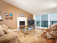 AMAZING VIEWS! Top Floor Oceanfront Condo 2BR  Seascape Sur #73