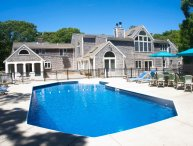 5 Bedroom LUXURY HOME with inground HEATED POOL in Historic Barnstable Village