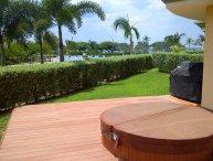Beach Garden Two Bedroom condo - E124