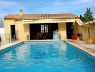 4 bedroom Villa in Pezenas, Languedoc, France : ref 2000082