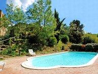 4 bedroom Villa in San Gimignano, Chianti Classico, Italy : ref 2013867
