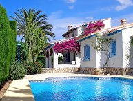 5 bedroom Villa in Denia, Costa Blanca, Spain : ref 2023471