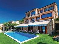 5 bedroom Villa in Opatija-Rijeka, Opatija, Croatia : ref 2279000
