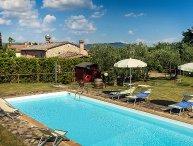 4 bedroom Villa in Castelnuovo Berardenga, Tuscany Chianti, Italy : ref 2298726