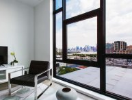 Nice City Views in Modern Studio Apartment - Jersey City