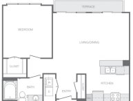 Furnished 1-Bedroom Apartment at S Conkling St & Toone St Baltimore