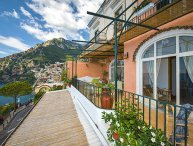 Charming Apartment with Panoramic Views in Positano - Mareblu