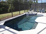 5 Bedroom 3 Bath Pool Home with Conservation View. 157RC