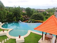 Narooma Luxury 4BR Ocean View Villa,  Jimbaran+Gym