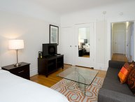 Furnished Studio Apartment at Sacramento St & Polk St San Francisco