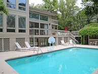 Sea Pines Resort, 3rd Row Beach Walk, 5 Bedrooms