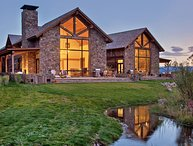 Fish Creek Lodge 2, Sleeps 10