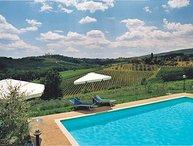 3 bedroom Apartment in San Gimignano, Tuscany, Italy : ref 1240003