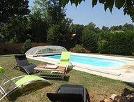 3 bedroom Villa in Roussillon, Provence, France : ref 2012488