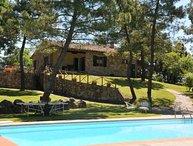 4 bedroom Villa in Cortona, Tuscany, Italy : ref 2020489