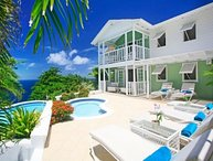 Cozy 3 Bedroom Villa in Saline Point
