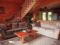 "Luxury Cabin ""Emerald Ridge"" with free Wi-Fi"