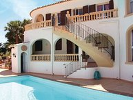 7 bedroom Villa in Calpe, Valencia Region, Costa Blanca, Spain : ref 2036565