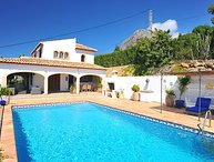 3 bedroom Villa in Javea, Costa Blanca, Spain : ref 2161461