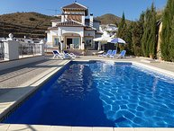 4 bedroom Villa in Nerja, Costa del Sol, Spain : ref 2217280