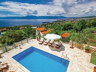 4 bedroom Villa in Crikvenica-Kostrena, Crikvenica, Croatia : ref 2219385