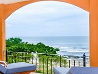 Luxury 3 BR Beach Front Condo with Beautiful Ocean Views HOR201