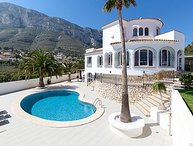 3 bedroom Villa in Dénia, Costa Blanca, Spain : ref 2253133