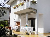 4 bedroom Villa in Marina Pietrasanta, Versilia, Italy : ref 2253662