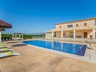 4 bedroom Villa in Sa Pobla, Mallorca, Mallorca : ref 2259707