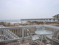 Seabiscuit - Enjoy your vacation at this bright and open oceanfront townhome