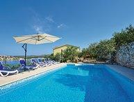 6 bedroom Villa in Rogoznica-Zatoglav, Rogoznica, Croatia : ref 2278770